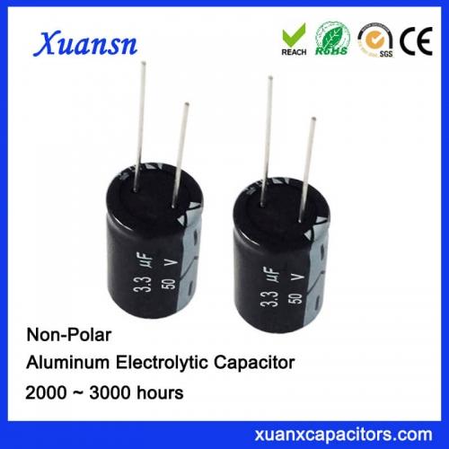 Capacitor 3.3UF50V
