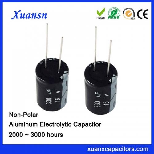 330UF16V Non-Polar Capacitor