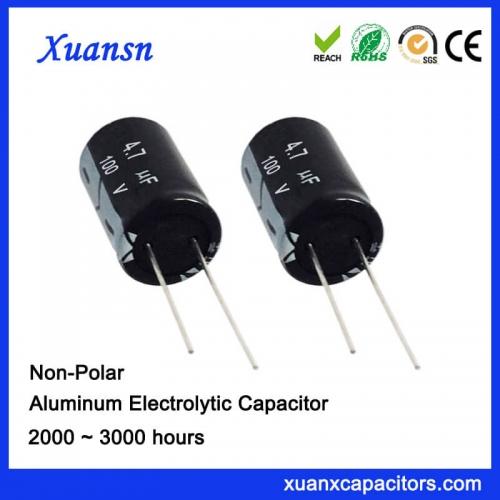 Electrolytic Capacitor 4.7UF100V