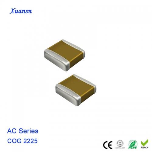 AC multilayer ceramic capacitor